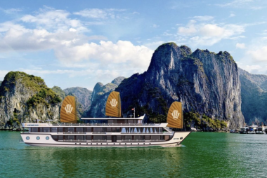 Set Sail Along Halong Bay in Luxury With Genesis Regal Cruise